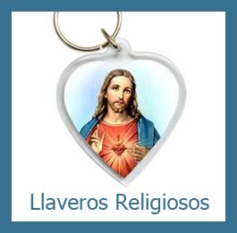 llaveros religiosos personalizados